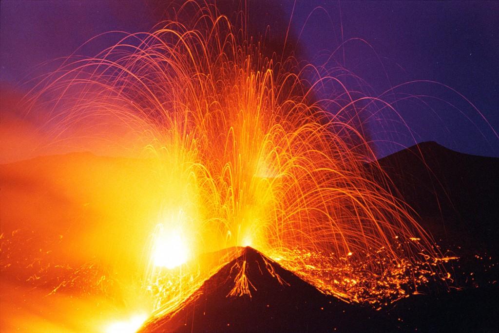 Etna: il faro dello Ionio