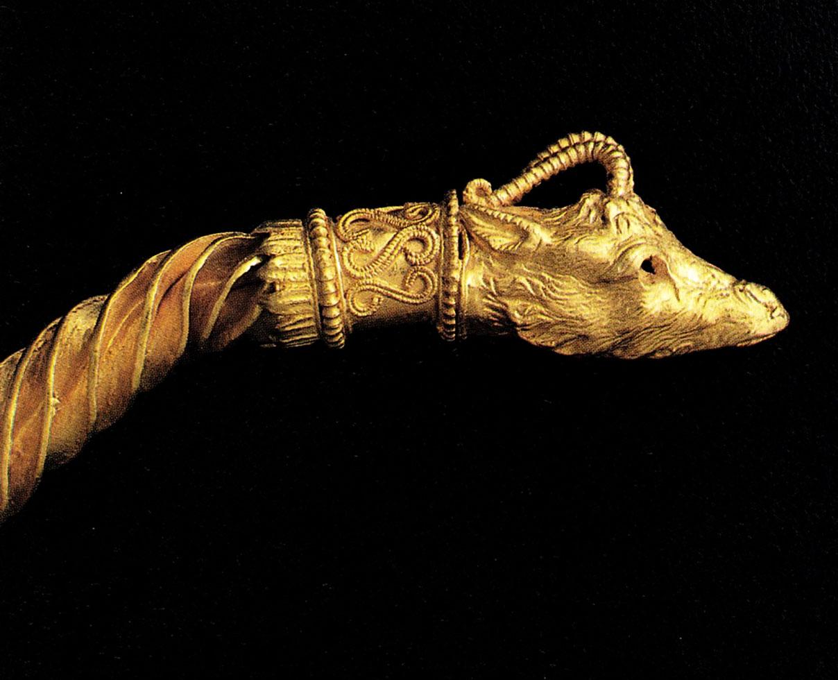 Nell'antichità, Taranto era famosa per l'arte orafa