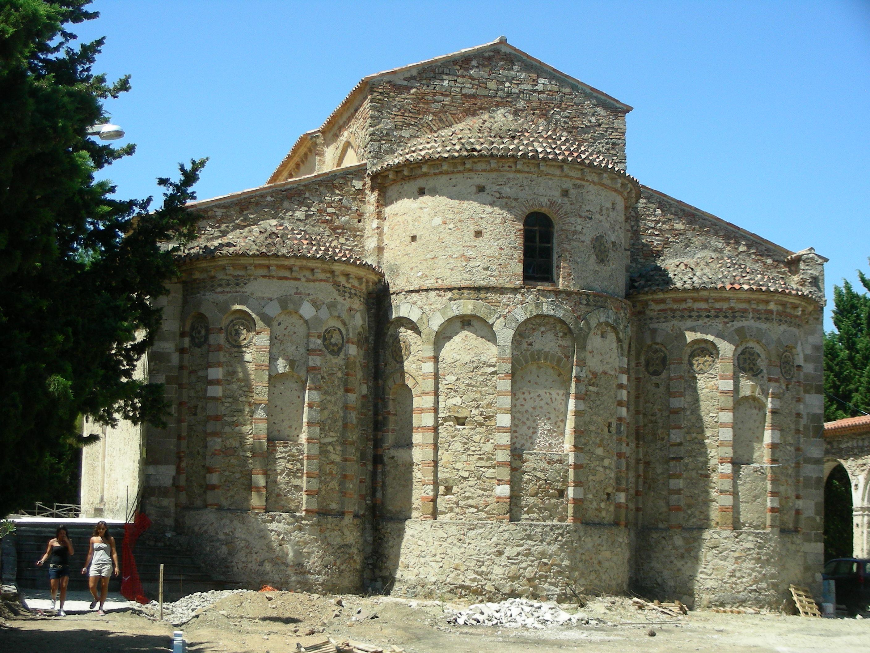 Chiesa greca di Santa Maria del Patir (del Padre) a monte di Rossano