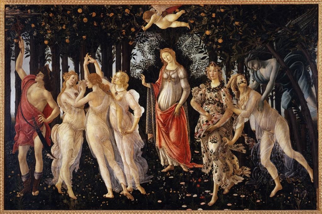 Primavera-Botticelli-analisi