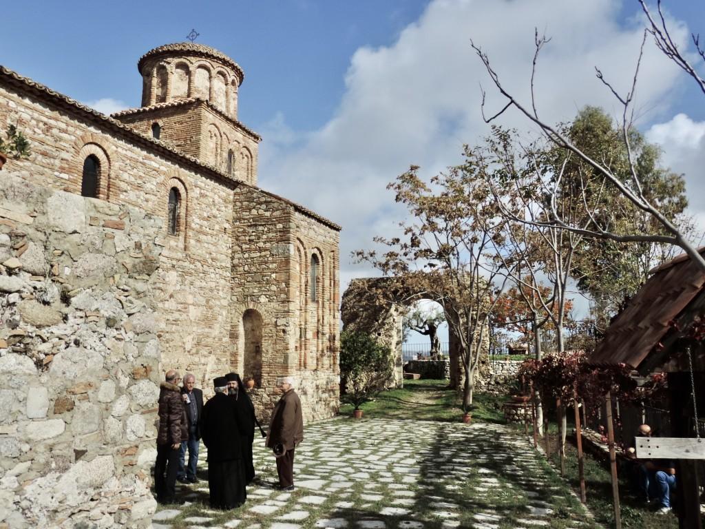 Chiesa di San Giovanni Therìstis a Bivongi