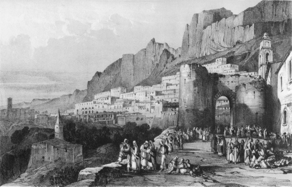 Stilo Edward lear 1847